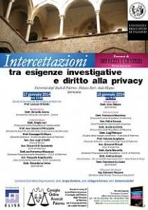 Palermo 17-18 gennaio 2014