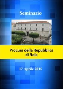 Seminario 17 aprile 2015