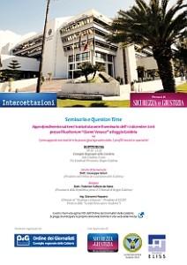 Reggio Calabria Ordine dei Giornalisti della Calabria 28 aprile 2017